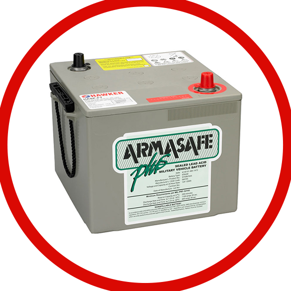 Aerospace Batteries