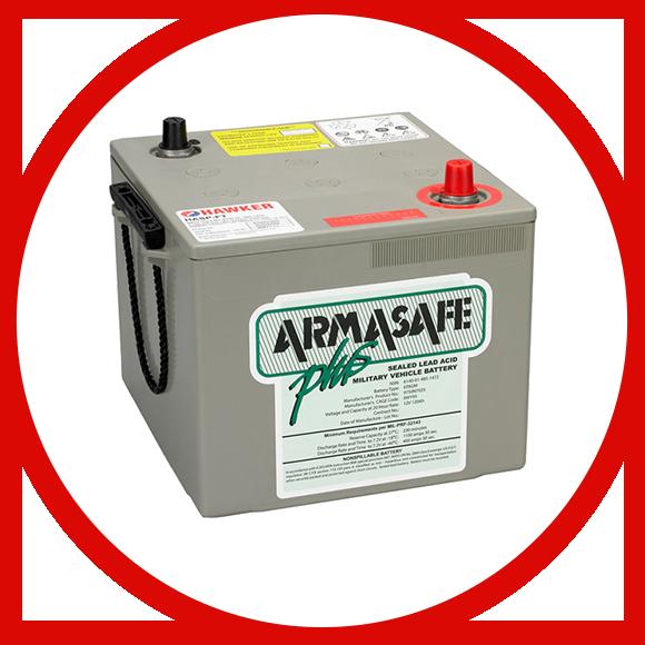 Aerospace Batteries