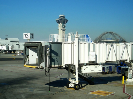 Jetway Boarding Bridges