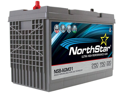 Recreational Vehicle Batteries