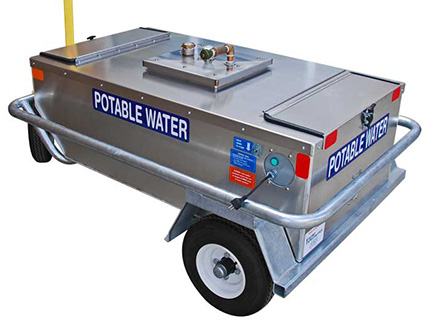 JETFLO Potable Water Delivery Systems