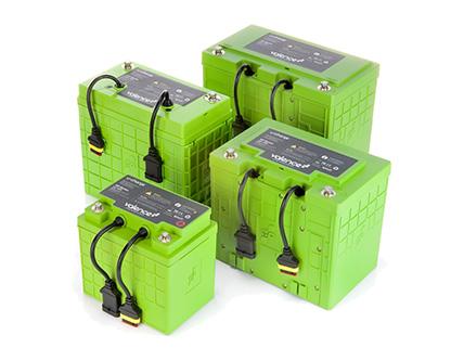 Valence Li-Ion Batteries